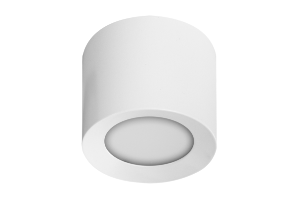 Príložný LED Spot RGBW PWM biely Image
