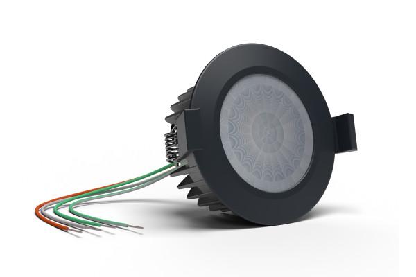 Zapustený senzor prítomnosti antracitový Image