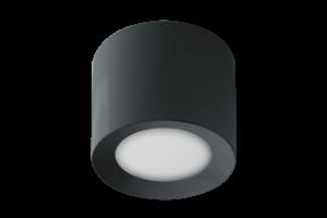 Príložný LED Spot RGBW PWM antracitový Image